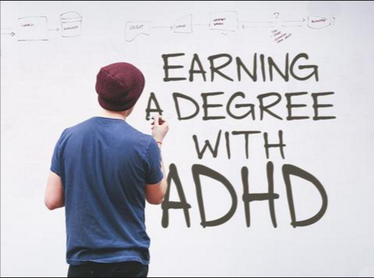 RAW ADHD – It's an acronym, not a definition